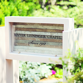 Mayer Leininger Chapel